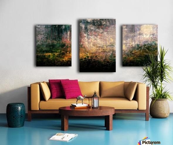 Dutch Shore Canvas print