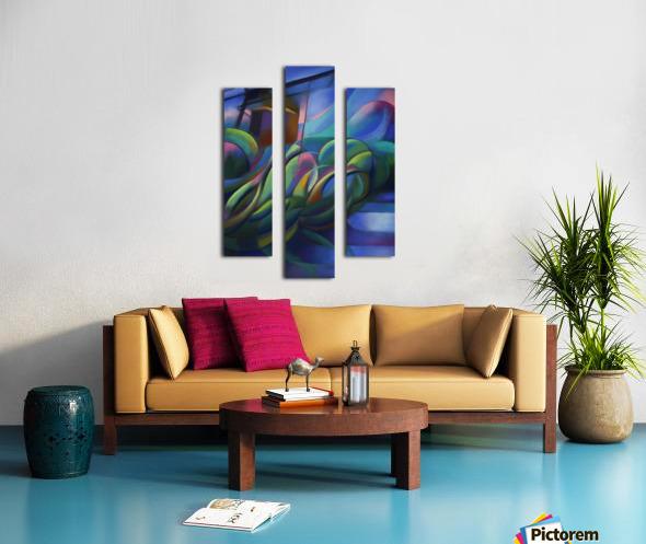 Nieuwe Veenmolen – 18-11-17 Canvas print