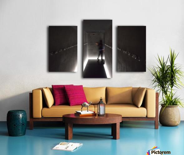 Australian Ghost  Canvas print