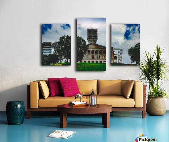 BICENTENIAL Canvas print