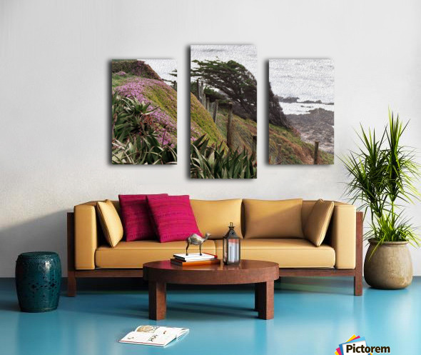 Nature Creates Canvas print
