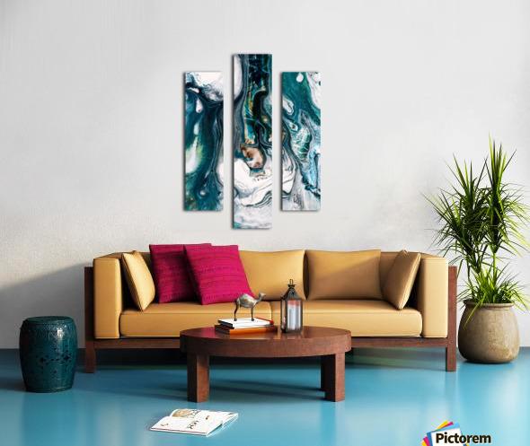 abst Canvas print
