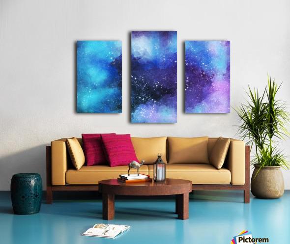 background6 Canvas print