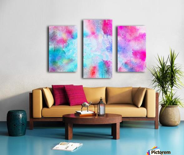 background9 Canvas print