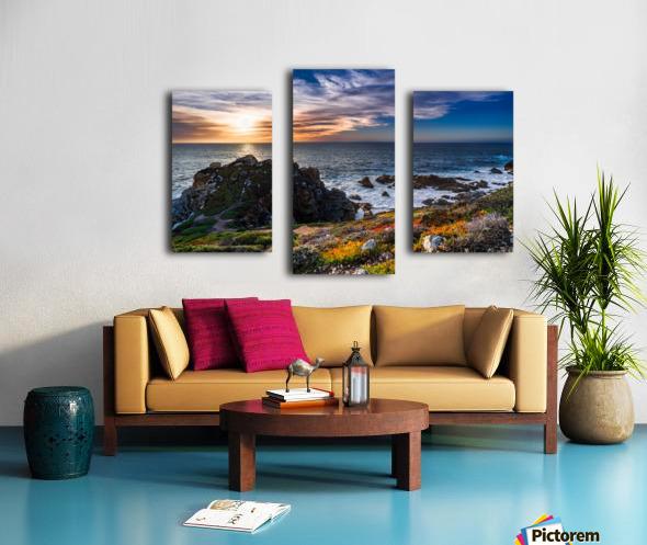 sea 3070982 Canvas print