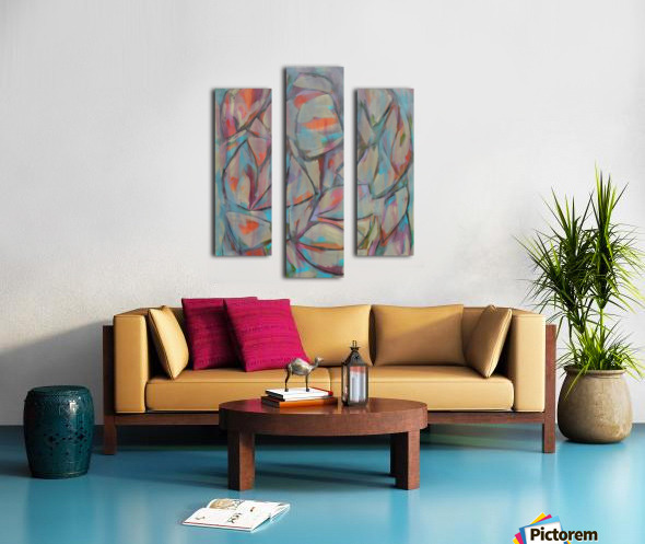 Blossoms -3 Canvas print