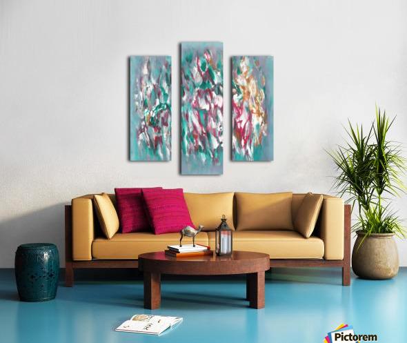 Blossom 1 Canvas print