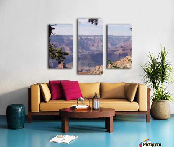 Grand Canyon Photo Canvas print