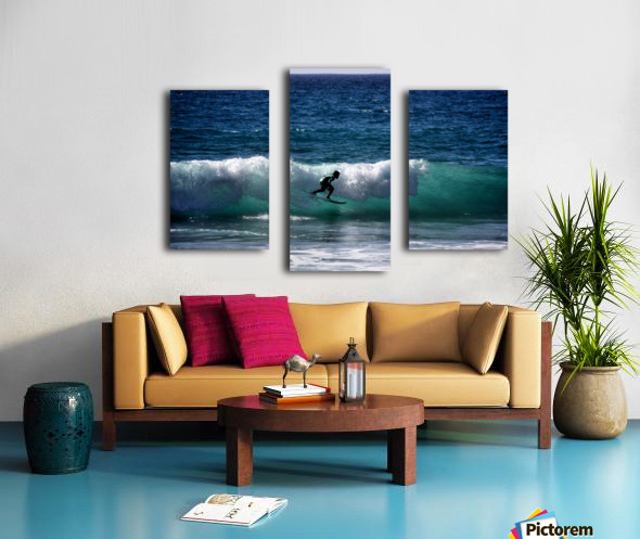 Makaha Hawaii Canvas print