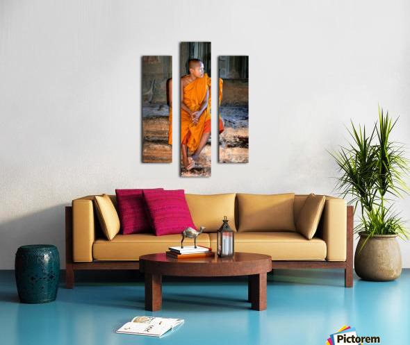 Angkor Wat Cambodia Canvas print