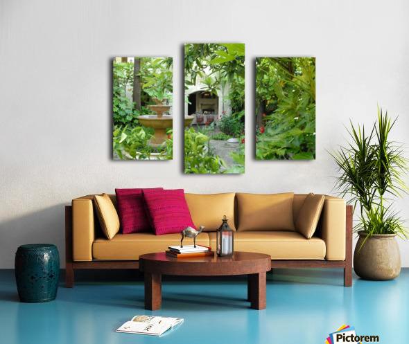 Kenwood Inn Canvas print