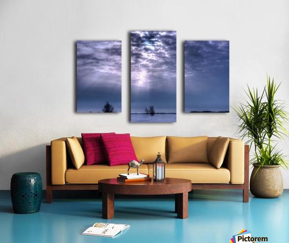 MirabelHDR Canvas print