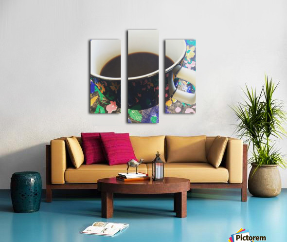 OFFICE Canvas print