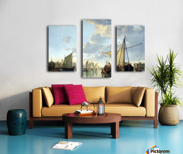 Aelbert Cuyp Canvas print
