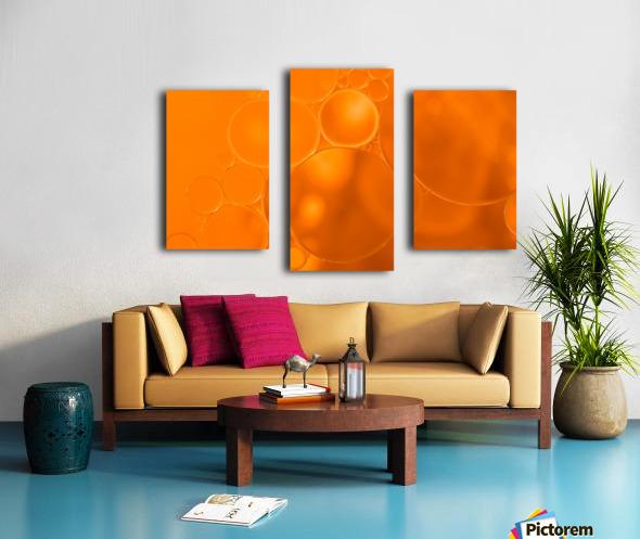 Vitamin C - Vitamine C Canvas print