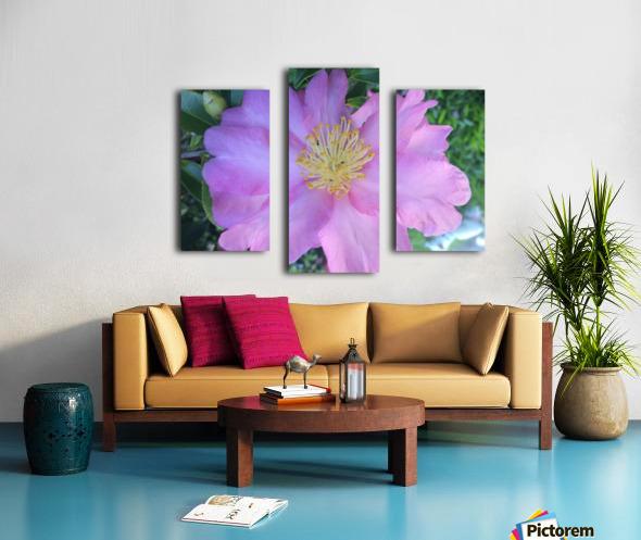 LOTUS DREAMING Canvas print
