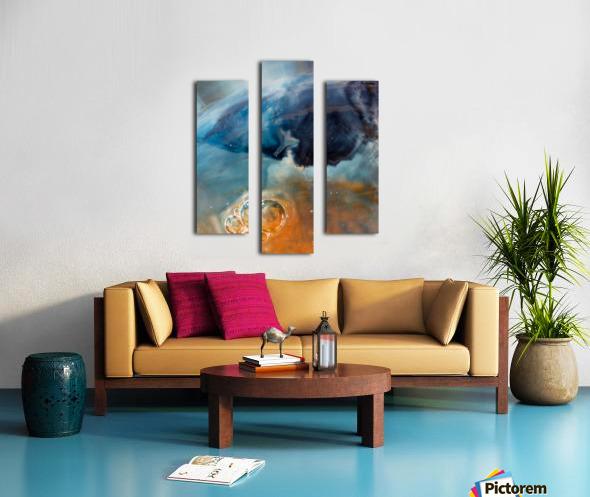 Stars Nursery - Pouponniere detoiles Canvas print