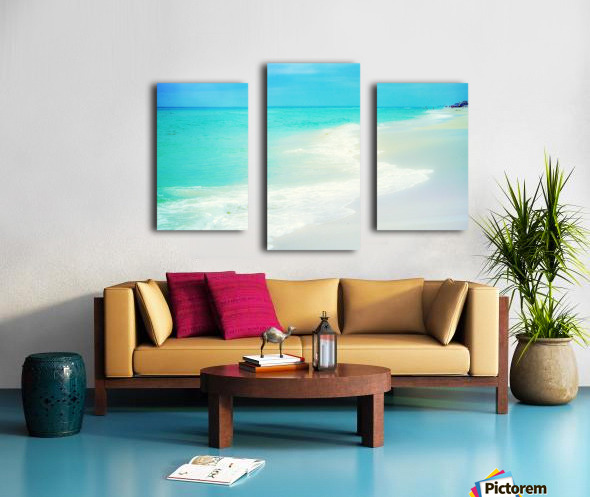 Rosemary Beach Canvas print