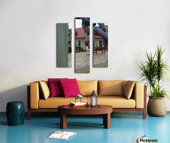 Ticondaroga Canvas print