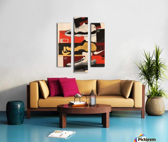 Top 5 - 1 Canvas print