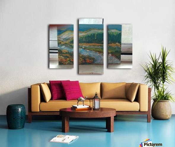15269762690591284194293 Canvas print