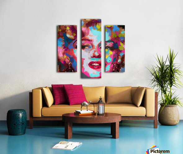 MarilynMonroe Canvas print