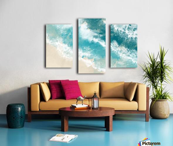 Martinique Canvas print