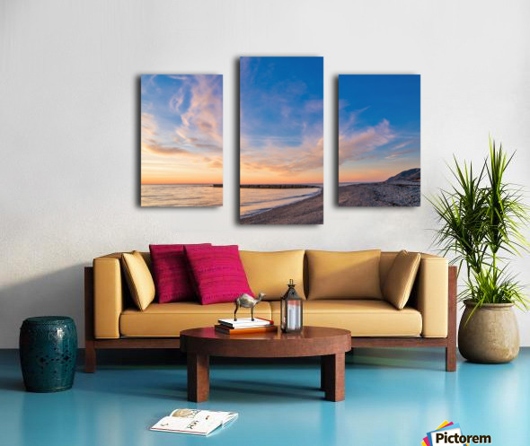 The Magic of la Bloc Canvas print