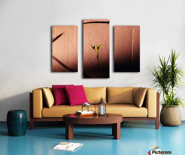 A (9) Canvas print