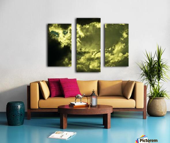A (13) Canvas print