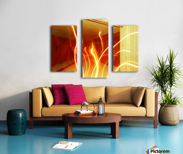 B (7) Canvas print
