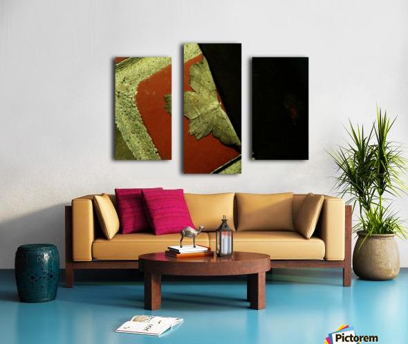 C (3) Canvas print