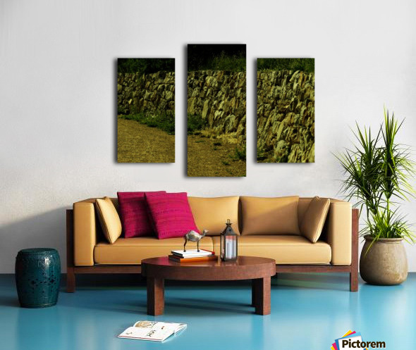 G (5) Canvas print