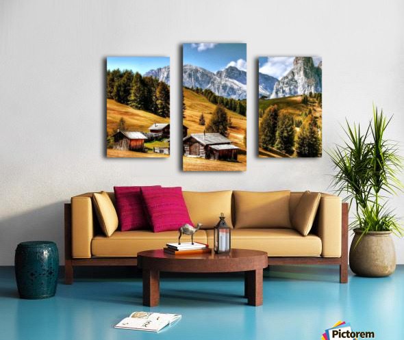 Italy DL_2179605 Canvas print