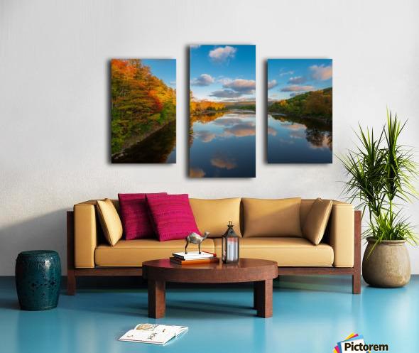 A Margaree Fall Canvas print