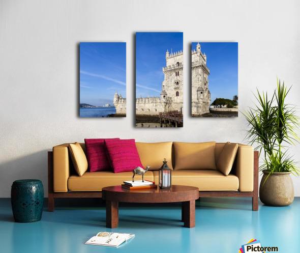 Torre de Belem Canvas print