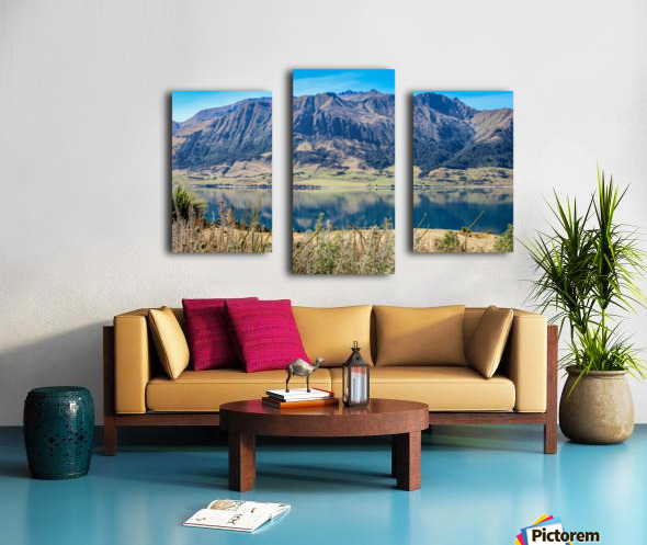 Mighty Mount Canvas print