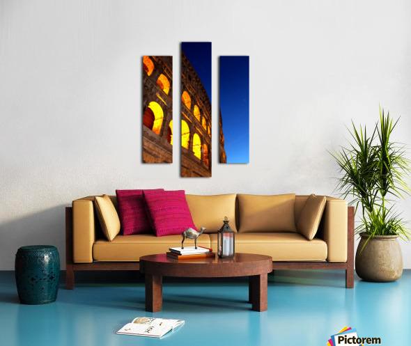 R O M E - Italy Canvas print