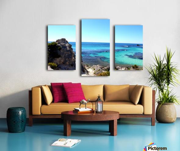 P E R T H - Australia Canvas print