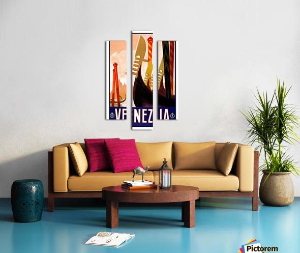 VENEZIA_OSG Canvas print