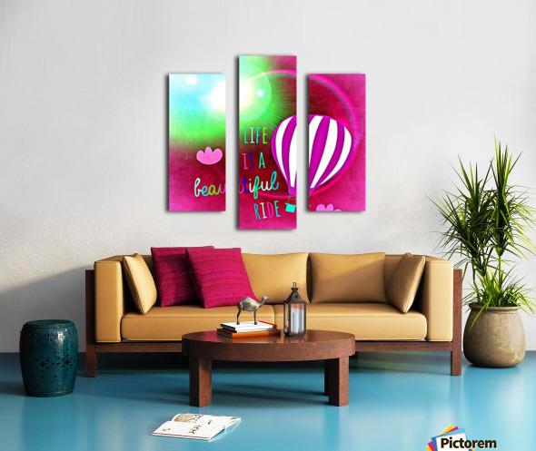 Beautiful Life 06_OSG Canvas print