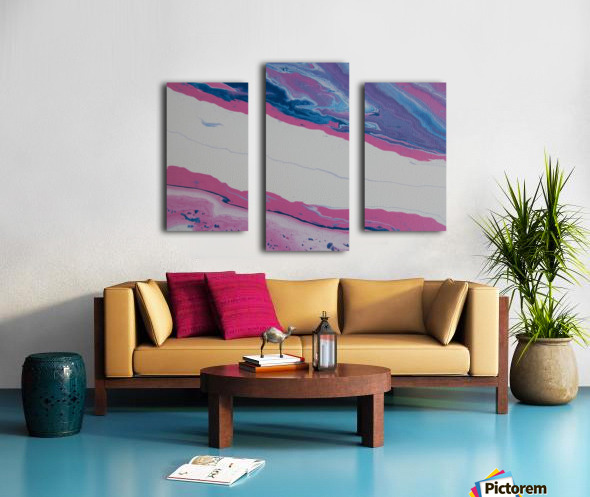 SORROW 2 Canvas print