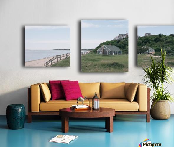 Corn Hill Beach Impression sur toile
