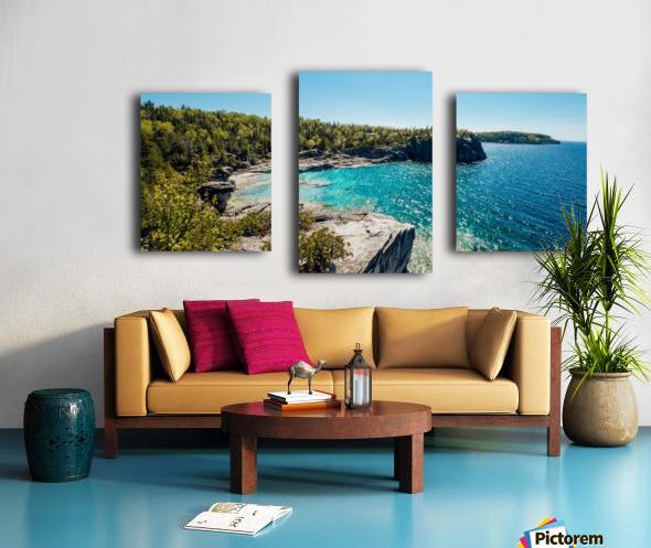 Bruce Peninsula Impression sur toile