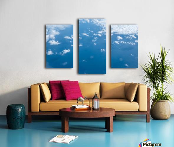 Océan Atlantique Impression sur toile