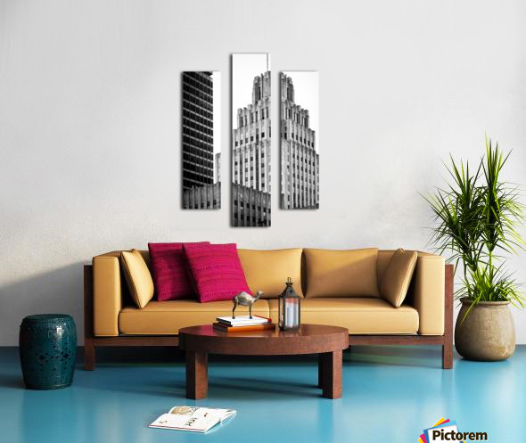 Reynolds Tall Canvas print