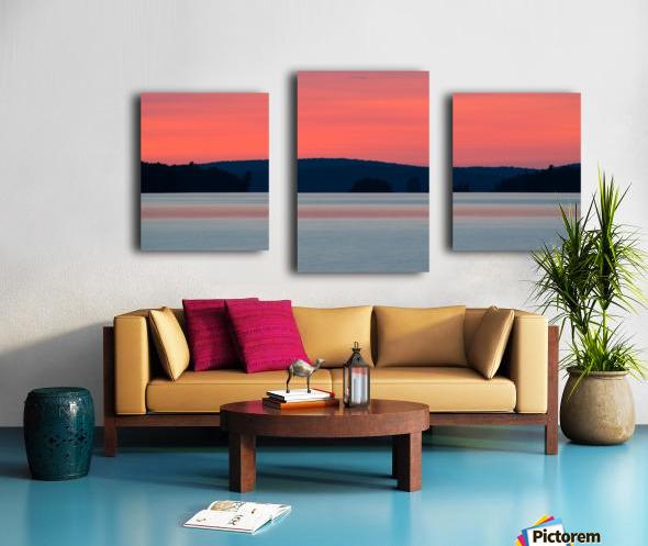 Opeongo North Canvas print
