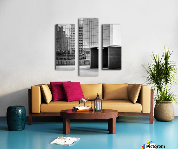 Winston Salem 97 Canvas print