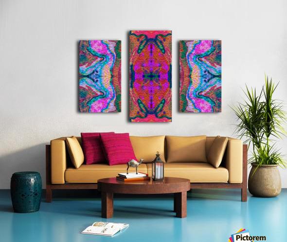 IkeWads044 Canvas print