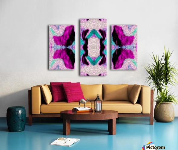 IkeWads107 Canvas print